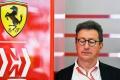 Camilleri confirma que Ferrari mantendrá su derecho de veto en la F1