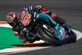 Fabio Quartararo marca la pauta en el primer test de MotoGP 2020