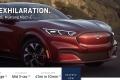 Ford Mustang Mach-E: filtrados su diseño, toda la gama y sus precios