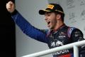 Gasly consigue su primer podio en la F1 tras una espectacular 'drag race' con Hamilton