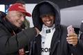 """Hamilton analiza la temporada y recuerda a Lauda: """"El año más difícil para Mercedes"""""""