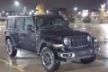 Nuevas imágenes del Jeep Wrangler híbrido durante sus pruebas