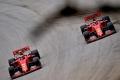 """Leclerc y Vettel hacen que Ferrari implosione: """"A veces estas cosas pasan"""""""