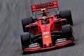 Leclerc y Vettel le dan un doblete a Ferrari en los segundos libres de Interlagos