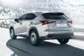 El futuro Lexus NX 2021, candidato para el primer híbrido enchufable de la firma