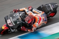 Marc Márquez lidera el segundo día del test de Jerez pese a su lesión