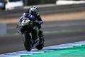 Maverick Viñales sigue al frente de los test de MotoGP en Jerez