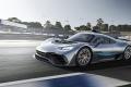 Mercedes-AMG anuncia la producción del ONE para 2021