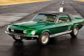 Shelby GT500 EXP: el Mustang más valioso de la historia vuelve a ser restaurado