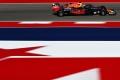 Verstappen, el más rápido en los gélidos primeros libres en Austin