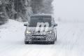 El Volkswagen Caddy 2021, cazado nuevamente en las pruebas de invierno