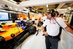 Alonso da su opinión sobre los 6 títulos de Hamilton y la evolución de Sainz