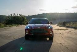Equipamiento y precios del nuevo Aston Martin DBX, a la venta el SUV británico