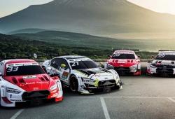 Audi desvela los colores de sus cuatro DTM para la 'Dream Race'