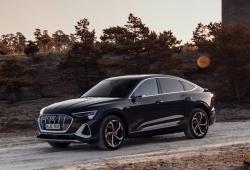Audi e-tron Sportback, se estrena el SUV coupé eléctrico de los cuatro aros