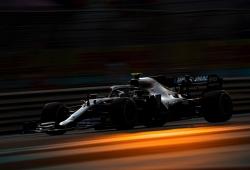 "Bottas explica su malentendido con Grosjean: ""Pensé que me había visto"""