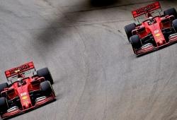 """Brawn y el incidente entre Leclerc y Vettel: """"Deberían tomar ejemplo de Hamilton"""""""