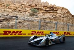 Cambios en el trazado de Ad-Diriyah para el ePrix de Fórmula E