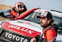Dakar 2020: Alonso y Coma seguirán con su preparación en Abu Dhabi