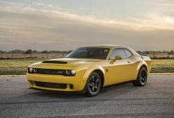 Hennessey revela su Dodge Demon más brutal con más de 1.400 CV
