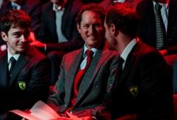 """Elkann, enfadado con Vettel y Leclerc: """"Lo que importa es que Ferrari gane"""""""