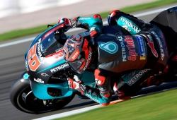 Fabio Quartararo logra la última pole del año en MotoGP