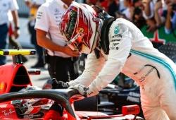 """Hamilton afirma que """"Ferrari ha perdido potencia"""" desde la reclamación de Red Bull"""