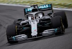 Hamilton deja atrás a Verstappen por milésimas antes de la clasificación