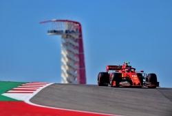 """Leclerc: """"Nuestros rivales son bastante fuertes en ritmo de carrera"""""""