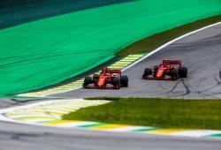 """Leclerc: """"Vettel sabe que no debió moverse hacia la izquierda en Brasil"""""""