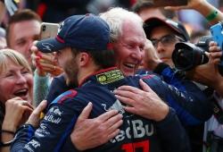 """Marko: """"Gasly nunca se habría recuperado en Red Bull"""""""