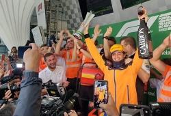 McLaren asegura el cuarto puesto del Mundial tras el primer podio en cinco años