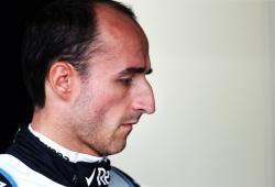 """No poder luchar es """"lo más doloroso"""" de su vuelta para Kubica"""