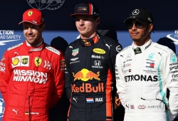 Con Leclerc y Sainz sancionados, así queda la parrilla del GP de Brasil