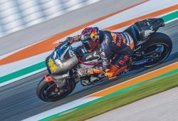 """Pol Espargaró está """"sorprendido"""" con el nuevo chasis de la KTM RC16"""