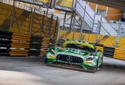 Raffaele Marciello gana la Qualifying Race de la FIA GT World Cup