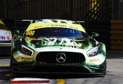 Raffaele Marciello logra su primer triunfo en la FIA GT World Cup de Macao