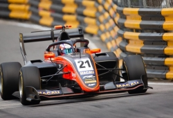 Richard Verschoor sorprende y gana su primer GP de Macao de Fórmula 3