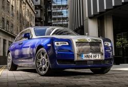 Rolls-Royce finaliza la producción de la primera generación del Ghost