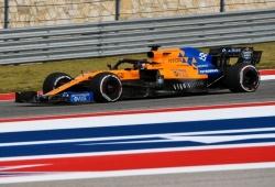 """Sainz: """"Me apetecía ir a dos paradas, pero el equipo ha preferido dárselas a Norris"""""""