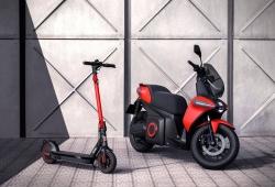 SEAT presenta un scooter eléctrico y sus ideas de movilidad