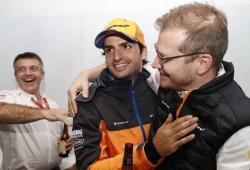 Seidl marca un objetivo final para McLaren: que Sainz sea sexto en el Mundial