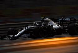 Valtteri Bottas, mejor tiempo y accidente con Grosjean en los segundos libres
