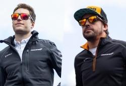 """Vandoorne: """"En McLaren siempre se hacía todo como Alonso quería"""""""