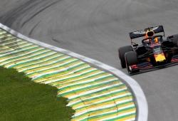 Verstappen se corona con la pole en Interlagos