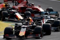 Verstappen y Albon, con más neumáticos blandos que Mercedes y Ferrari en Yas Marina
