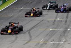 """Verstappen hace añicos a Hamilton por duplicado: """"Fue increíble"""""""