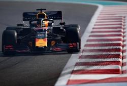 Verstappen supera a Hamilton en el último instante de los últimos libres de 2019