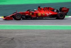 """Vettel espera una carrera a la defensiva: """"Soy cautelosamente optimista"""""""