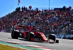 """Vettel naufraga en el hundimiento de Ferrari: """"No sé qué ocurrió"""""""